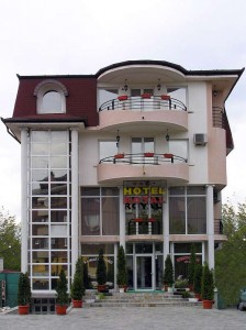 Hotel Royal spolja